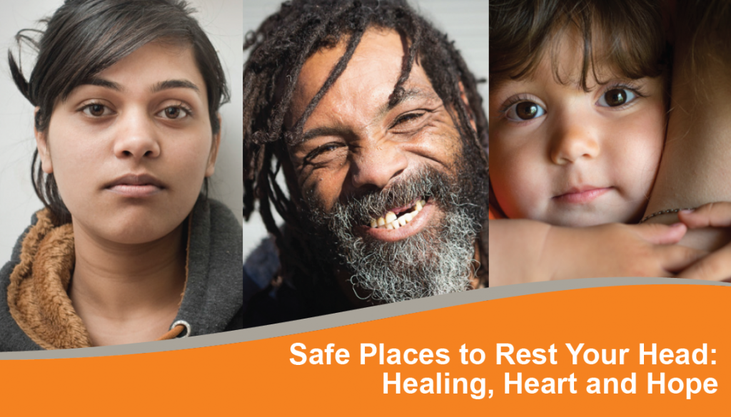 Safety resource for housing insecure people: Safe Places to Rest Your Head