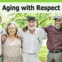 Aging with Respect (Elder Health) Safety Card