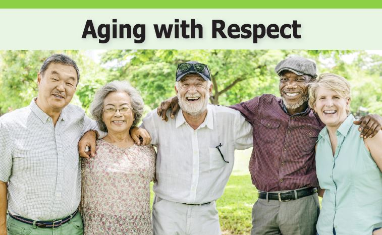 Safety resource for Elder Relationships: Aging with Respect